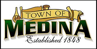 Town of Medina Logo